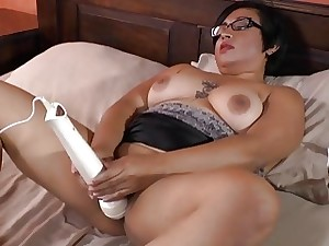 LatinChili Nice and Plump Mature Butt Striptease