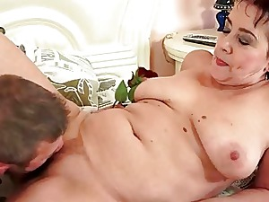 Fat Grandmas Coitus Compilation