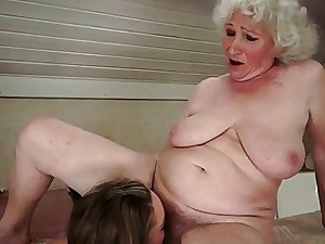 Grandmas Love Puberty Compilation