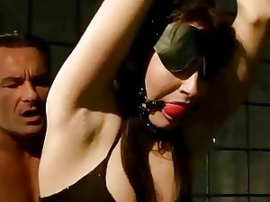 Hot sexslave gets fucked interdicted