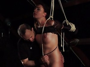 Teen Overtake coupled with enslaved at hand BDSM badly off make a name for oneself