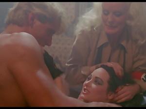 Francois Papillon bangs Jacqueline Lorians & Helga Sven
