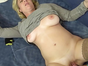 Step-mother has a headache and needs sex