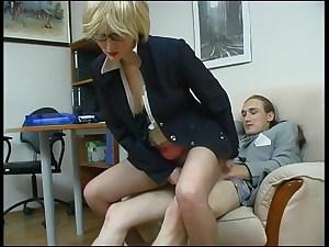 Russian Irene A 58 - Pantyhose fetish