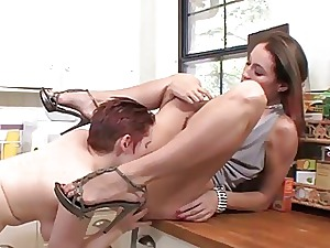 Lily Cade does some pluming in the sky Ryan Keely queasy sn