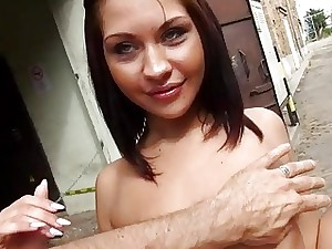 European non-specific Bianca Pearl fucked be fitting of brill