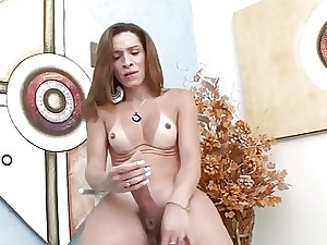 Ladyboy Gabrielli Bianco Shows Gone What Shes Got