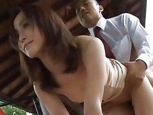 Hottie banged once gf